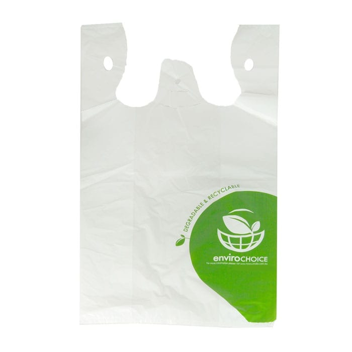 Large Degradable carry bag