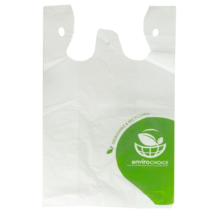 Degradable Small carry bag