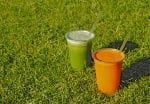 Clear Plastic Cold Drink Cup 425ml
