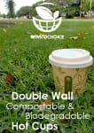 Double Wall Coffee Cups Flyer
